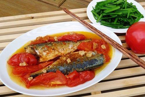 cá bạc má kho cà chua cực kì đậm đà